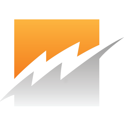 logo modern electric